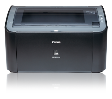 DRIVER: CANON LASER SHOT LBP2900 PRINTER