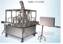 Automatic Rinsing Filling & Capping Machine - 24 BPM