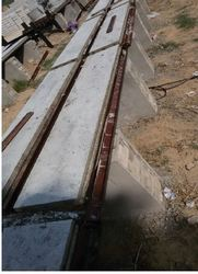 Precast Prestressed Boundary Wall Die
