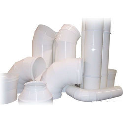 PVC FRP Ducting