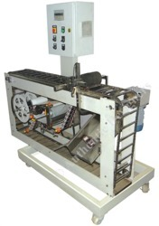 Brush Labeling Machine