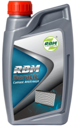 RBM Radiator Coolant, Glycol, Packaging Type: Bottle