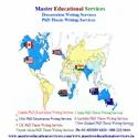 USA MBA Thesis Writing Services