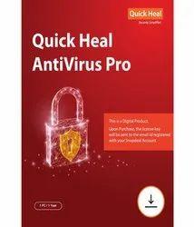 quick heal for business Quikhead Antivirus Pro, Latest Version, Windows
