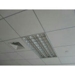 White Ceiling Gypsum Board, Thickness: 5-10 mm