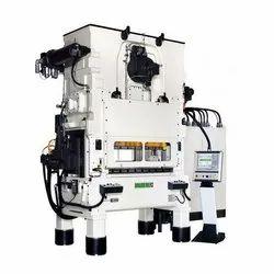 Bruderer BSTA 810-124 810 kN Used Stamping Presses