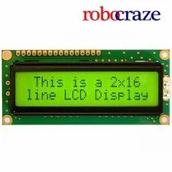 Alphanumeric Display LCD