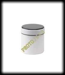 Double Wall Acrylic Cosmetic Jar