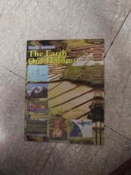 Geography- Class 6 English Ncert Text Books