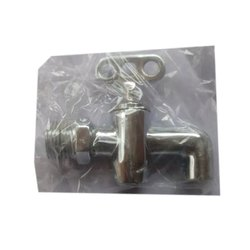 Empire Silver SS Water Taper Cock, For Bathroom Fitting, Size: 20 Mm