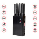 8 Antenna portable mobile phone signal jammer
