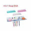 4 In 1 Soap Dish