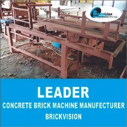 Color Paver Block Making Machine