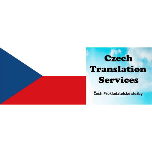 Czech To English And Languages Service