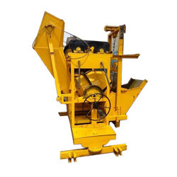 10 hp Concrete Mixer Machine