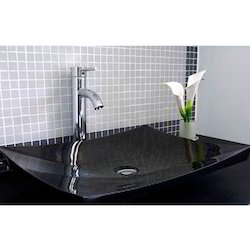 Black Marble Kitchen Sink