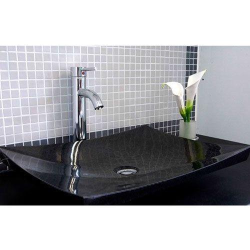 Black Marble Kitchen Sink at Rs 10500 /piece   संगमरमर ...