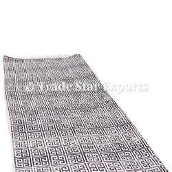 Hand Block Print Area Rug