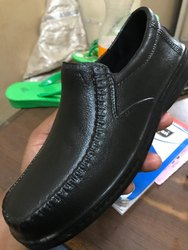 Tiknos Black EVA Bond Shoes, Size: 6-9