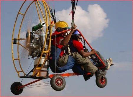 Paramotor - Safari - 230 Paragliding Equipment - Wings