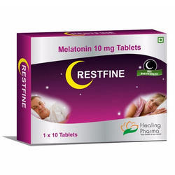Restfine Melatonin Tablet