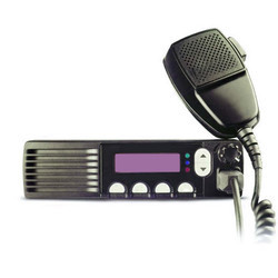Conventional Vehicle Mobile Radio