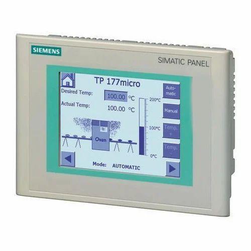 6av2124-0gc13-0ax0 siemens tp700 comfort touch panel display.