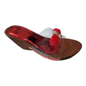 Womens Heel Sandal, Size: 6 To 10