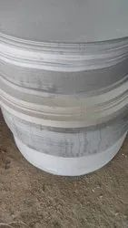 Round white paper plate raw material, 180gsm, 180