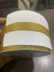 Golden Dupatta Lace