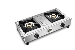 Double Burner Gas Stove SU 2B-202