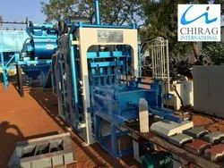 Chirag India's Cement Brick Making Machine