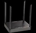 Black Dg-br5411qac, Ac 1200 Gigabit Dual Band Wireless Broadband Router, Model Name/number: Digisol Dg-br5411qac Ac1200
