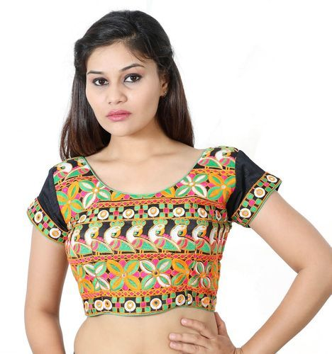1aa62557066519 Stitched Cream Traditional Ladies Blouse