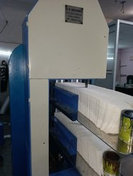 Semi Automatic Bandsaw Tissue Paper Machine