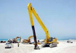 Sany Longboom Excavators
