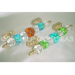 Decorative Glass Door Handle