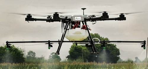 Agribot Agriculture Pesticide Spray Drone