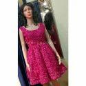 Ladies Designer Short Dress
