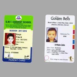 PVC Identity Cards, Shape: Rectangular