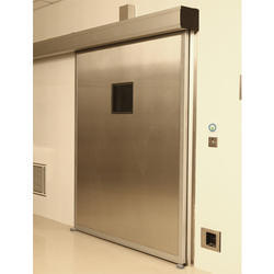 Hermetically Sealing Sliding Door