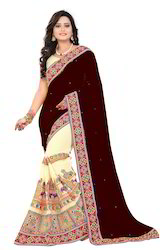 Riva 92 Georgette Saree