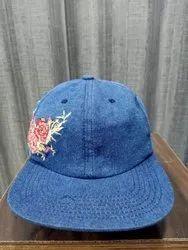 Customised Denim Cap