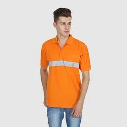 UB-TEE-YEL-HI-003 Work T-Shirts
