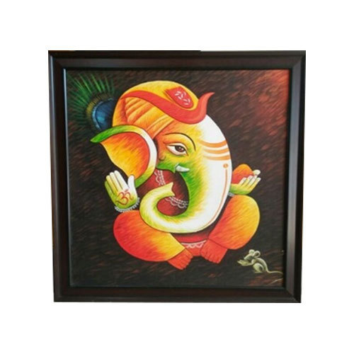 God Wall Painting Ganesha Wall Painting Manufacturer From Pune