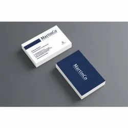 Standarised Visiting Cards Printing Service, in Local
