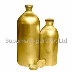 Aluminum Pesticide Bottle