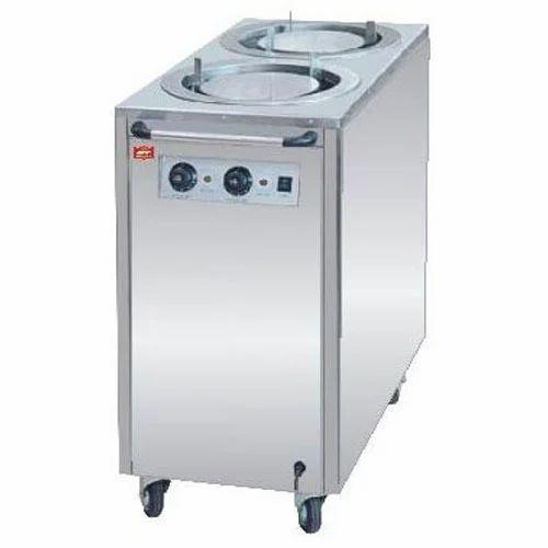 white electric plate warmer rs 25000 unit javvad. Black Bedroom Furniture Sets. Home Design Ideas