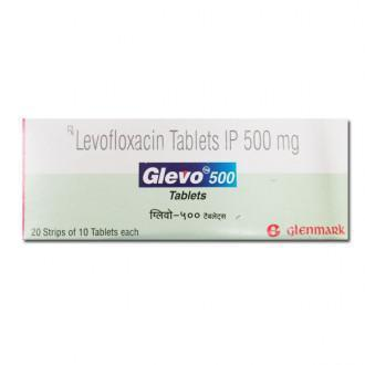 New! Levofloxacin HCl 500 mg 50 tablet can use for treat chlamydia infection