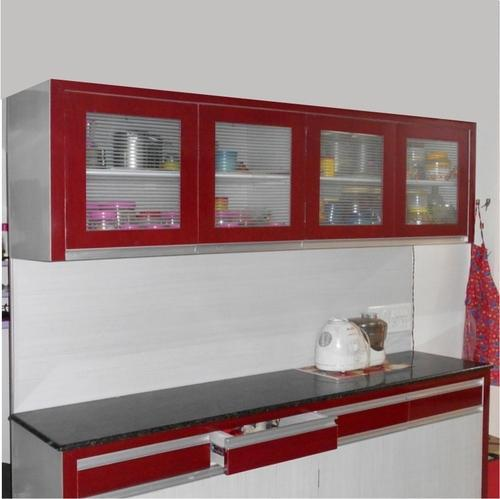 Kaka Pvc Kitchen Furniture: PVC Crockery Cabinet, Pvc Crockery Box